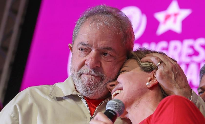 Lula e a lâmpada de Aladim